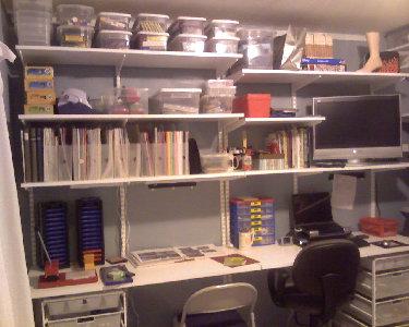 Blogheendran february 2007 for Elfa desk system